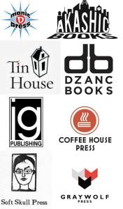 Small Press Logos